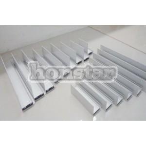 Aluminium solar frame